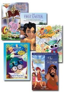 Children's Easter Sampler - Set of Five