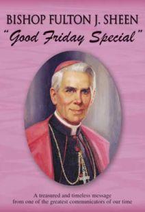Fulton J. Sheen: Good Friday Special - .MP4 Digital Download