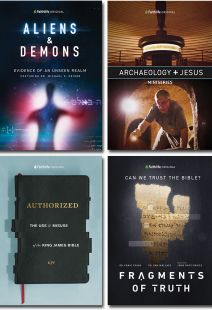 Faithlife Original Documentaries - Set of 4