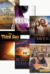 Favorite DVDs for Easter (WM0316)