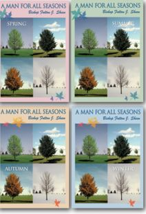 Fulton J Sheen: A Man For All Seasons - Set Of Four