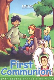 First Communion - Animated