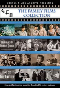 Gospel Films Archive Series - Family Films Collection - .MP4 Digital Download