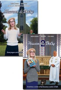 Heavens to Betsy - Set of 2