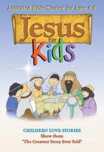 Jesus For Kids - .MP4 Digital Download