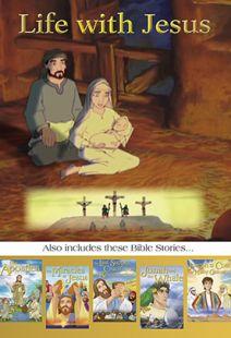 Life with Jesus - 6 Movie Pack