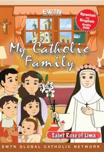 My Catholic Family: Saint Rose of Lima