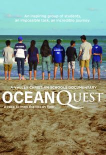 Ocean Quest XPRIZE Documentary - .MP4 Digital Download