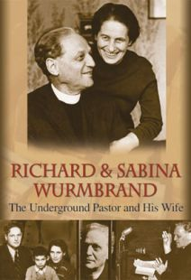 Richard and Sabina Wurmbrand
