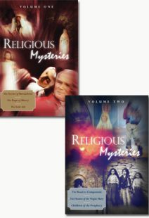 Religious Mysteries - Set of 2
