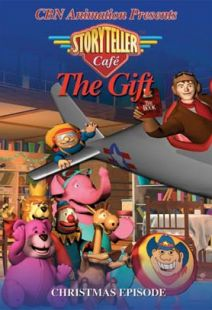 Storyteller Cafe: The Gift