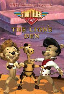 Storyteller Cafe: The Lion's Den