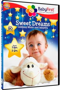 Sweet Dreams: Calming Music and Imagery