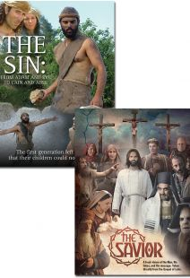 Sin and Savior - Set of 2