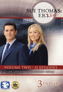 Sue Thomas: F. B. Eye Volume 2