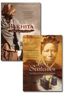 St Bakhita - Set of Two