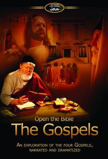 "The Gospels (""Open The Bible"" Series) - .MP4 Digital Download"