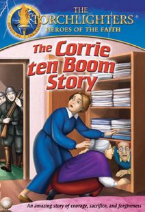 Torchlighters: The Corrie ten Boom Story - .MP4  Digital Download