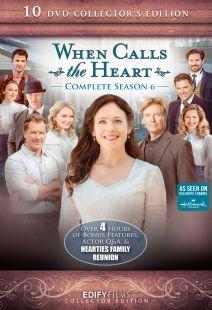 When Calls the Heart: Season 6 Collector's Edition