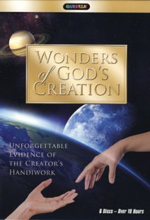 Wonder's Of God's Creation - Episode 2 - Planet Earth - Sanctuary of Life - .MP4 Digital Download