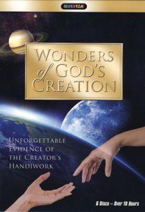 Wonder's Of God's Creation - Episode 3 - Thundering Earth - .MP4 Digital Download