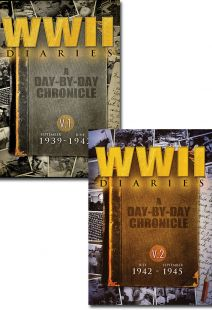 WW II Diaries: Complete set