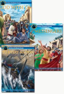 Witnesses Trilogy