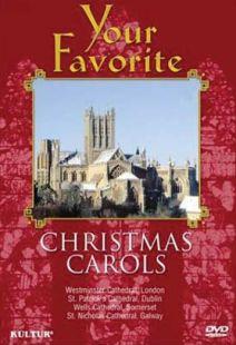 Your Favorite Christmas Carols