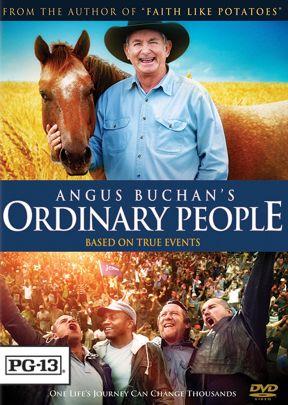 Angus Buchans Ordinary People