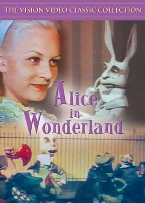 Alice In Wonderland - .MP4 Digital Download