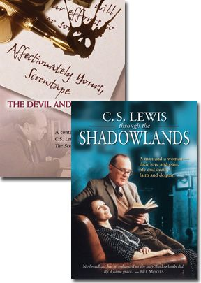 Affectionately Yours, Screwtape: The Devil and C.S. Lewis  / Shadowlands: C.S. Lewis