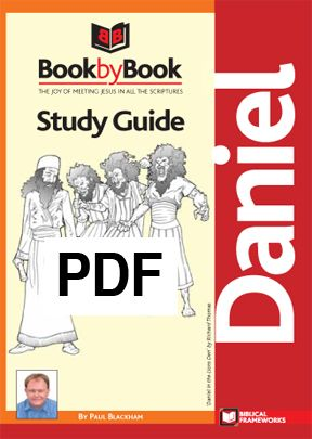 Book by Book: Daniel - Guide (PDF)