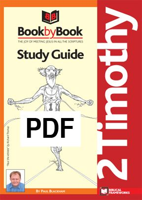 Book by Book: 2 Timothy - Guide (PDF)