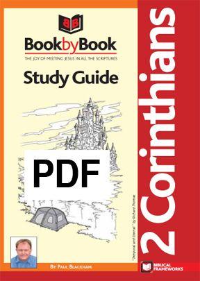 Book by Book: 2 Corinthians - Guide (PDF)