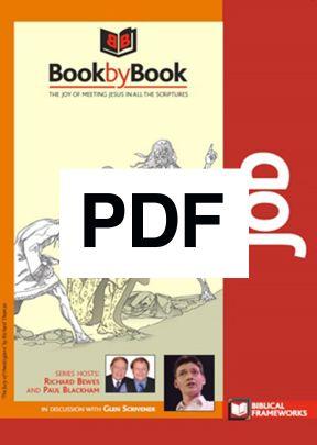 Book by Book: Job - Guide (PDF)
