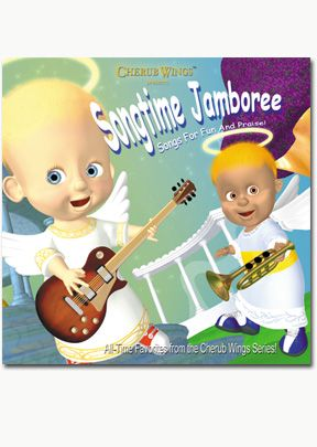 Cherub Wings: Songtime Jamboree
