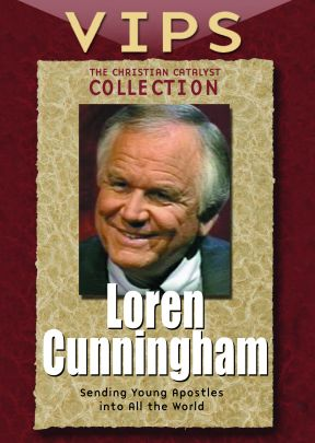 Christian Catalysts Collection: VIPS - Loren Cunningham - .MP4 Digital Download