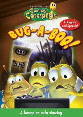 Carlos Caterpillar #7: Bug-A-Boo