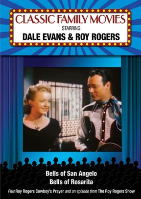 Classic Family Movies - The Roy Rogers/Dale Evans Collection - .MP4 Digital Download