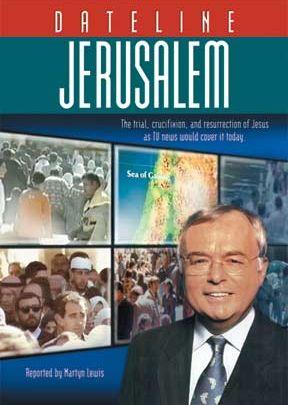 Dateline Jerusalem - .MP4 Digital Download