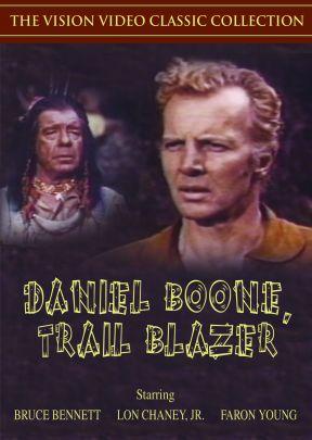 Daniel Boone, Trailblazer - .MP4 Digital Download