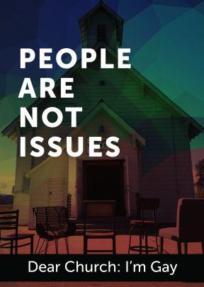 Dear Church: I'm Gay - .MP4 Digital Download