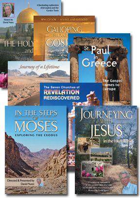 David Nunn Set of Seven DVDs