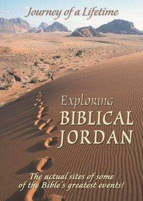Exploring Biblical Jordan - .MP4 Digital Download
