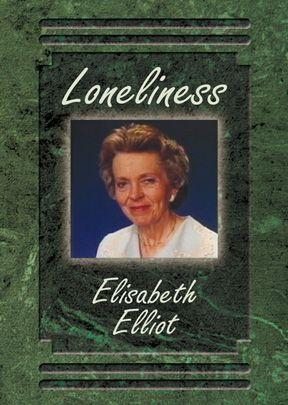 Elisabeth Elliot:  Loneliness - .MP4 Digital Download