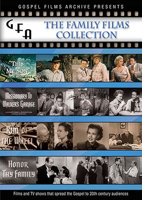 Gospel Films Archive Series - Family Films Collection