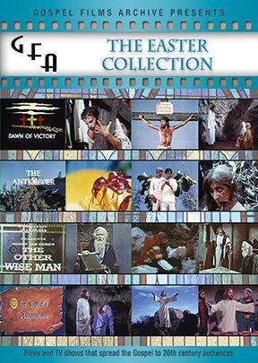 Gospel Films Archive Series - Easter Collection - .MP4 Digital Download