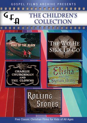Gospel Films Archive Series - Children's Collection