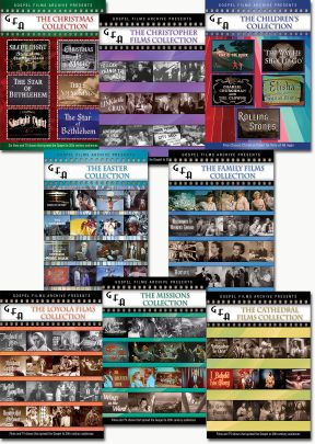 Gospel Films Archive Series - Set of 8