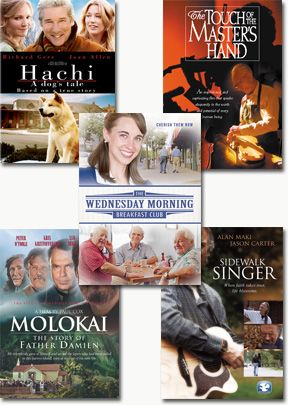 Heart-Touching Stories - Set of Five